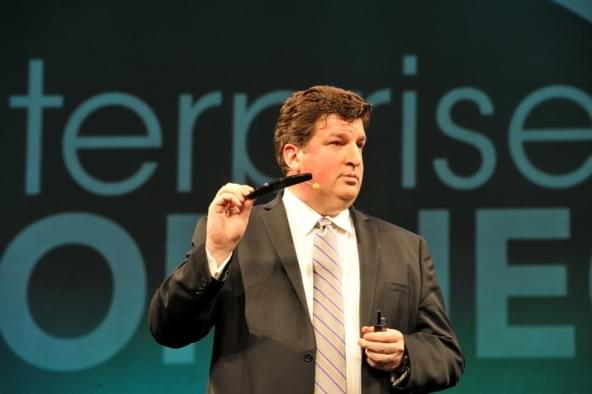 Siemens' Chris Hummel Keynote on Creating UC Solutions at ITEXPO 2012