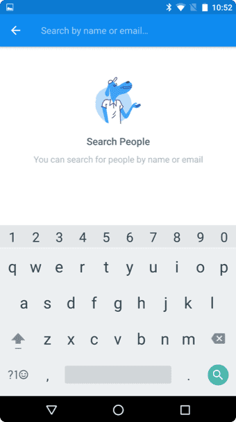 Intercom Search