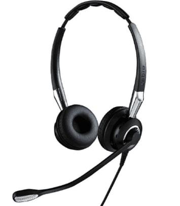 Jabra Biz 2400 II call center headsets
