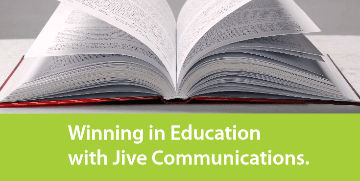 Jive Communications: The Preferred VoIP Provider for Schools K-12