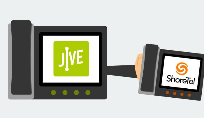 10 Things You Can Do With Jive Communications That You Can't With ShoreTel Sky