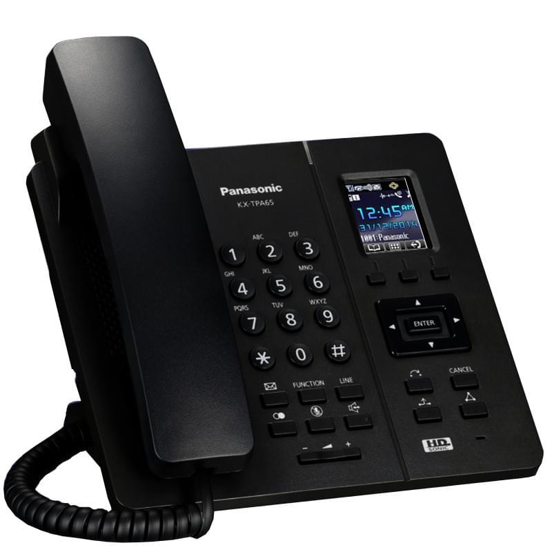 Panasonic TPA65 voip phone