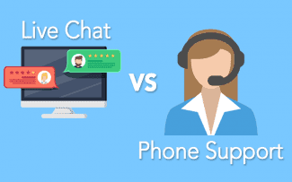 Live Chat vs Phone Support: Which is Better For Your Business?