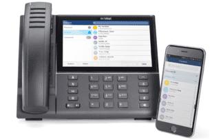 Mitel Announces New Smartphone Integrated IP Desk Phones
