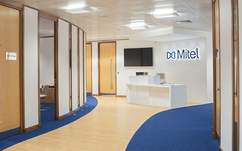Mitel Is Being Acquired For $2.0 Billion