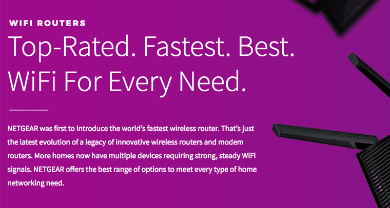 The 6 Best Netgear Routers For Business | GetVoIP