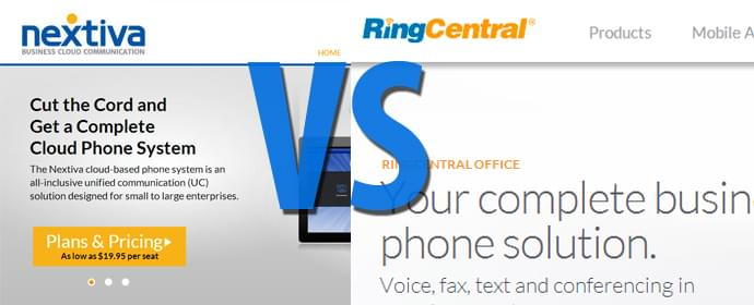 RingCentral vs. Nextiva Comparison