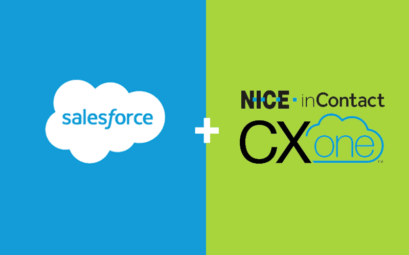 NICE inContact Announces New CXone Integration with Salesforce