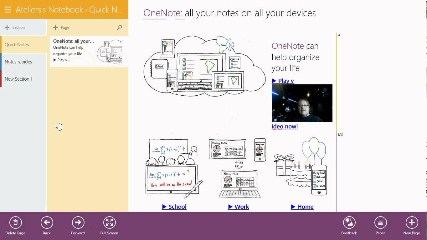 OneNote Hands-on Review 2017: The Only Digital Notebook You'll Need