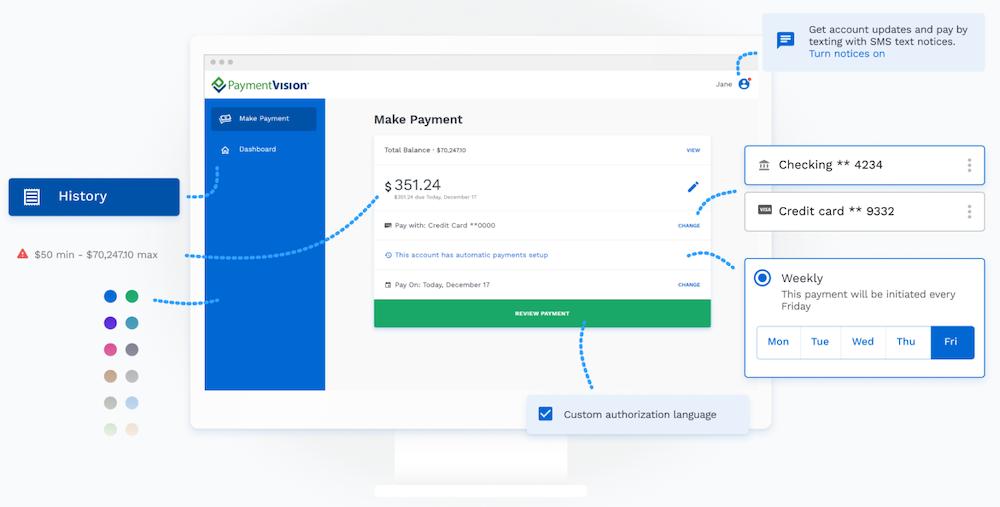 Payment Vision IVR