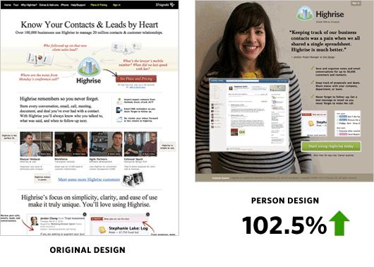 person in design