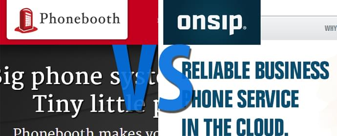 OnSIP vs Phonebooth Comparison
