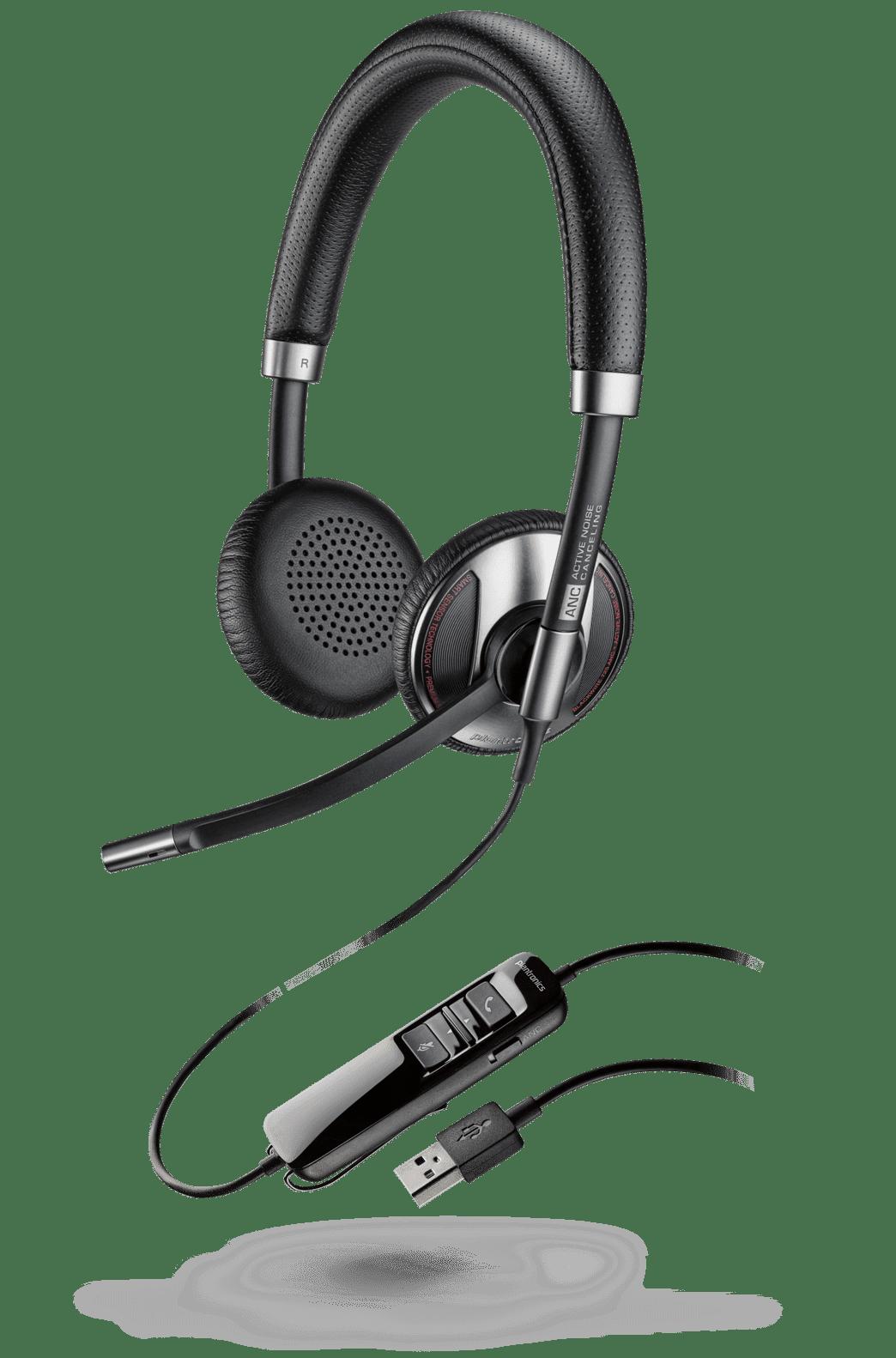 plantronics blackwire c725