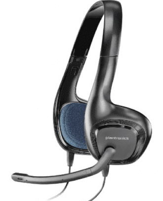 Plantronics .Audio 628 call center headsets