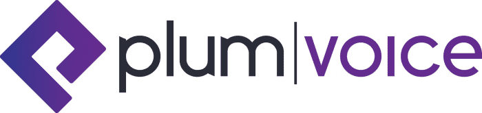 Plum Voice Logo