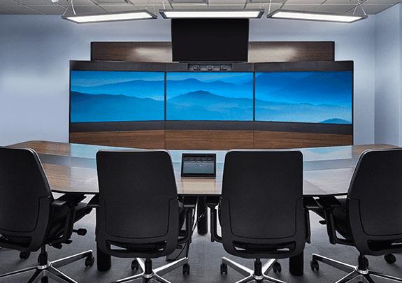 Polycom immersive studio