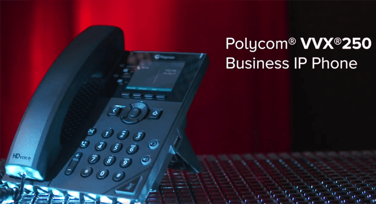 Polycom Introduces Their Latest VVX IP Desk Phones and Cloud Manager