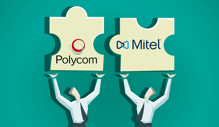 Mitel Buys Polycom for $1.96 Billion, Hopes to Form UC Giant