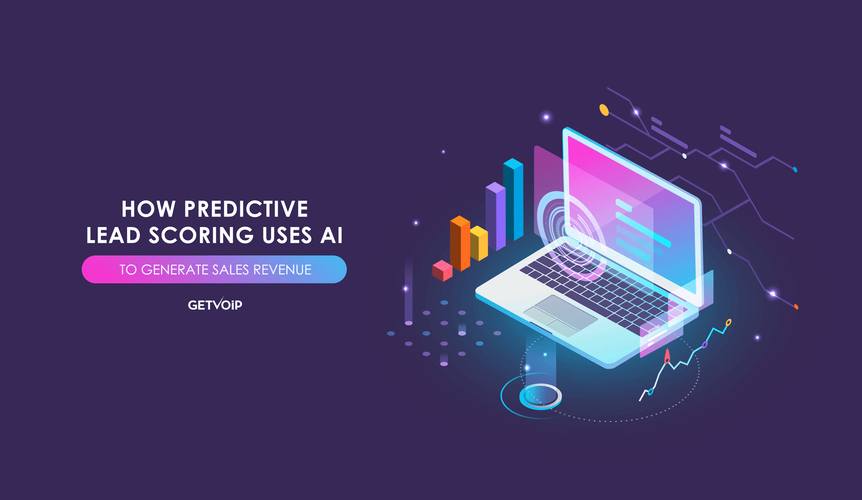 How Predictive Lead Scoring Uses AI to Generate Sales Revenue