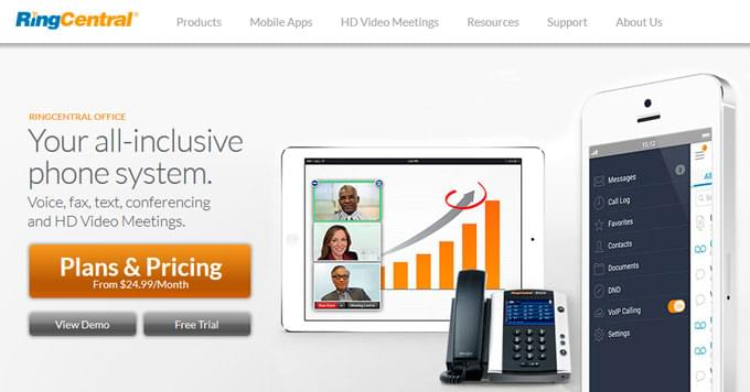 RingCentral Office vs RingCentral Professional – Comparison
