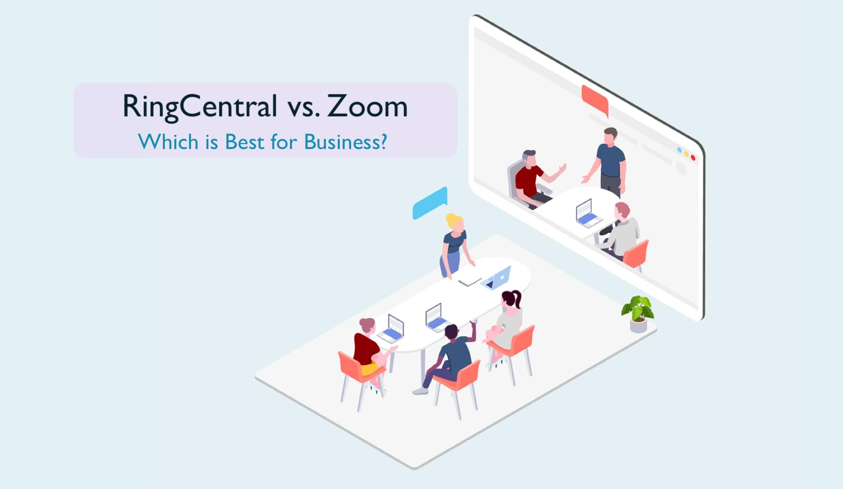 RingCentral vs Zoom: Which is Best for Business? [Comparison]