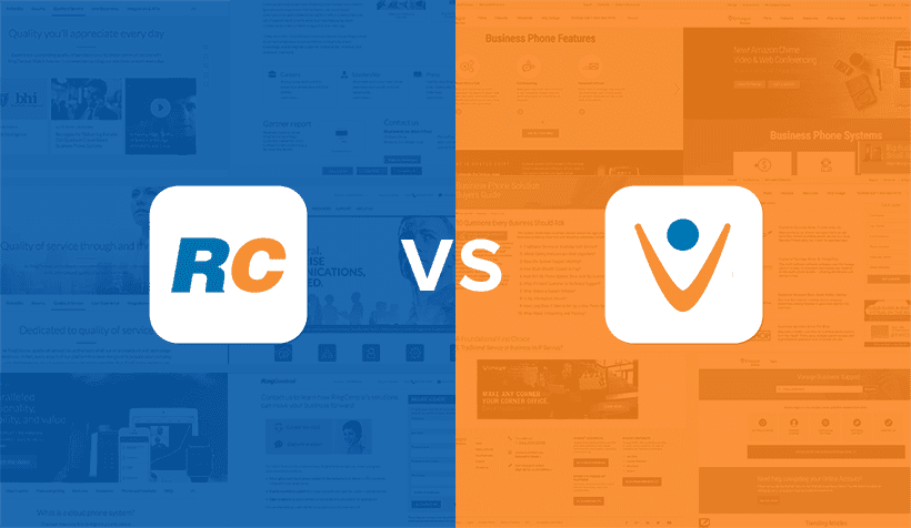 RingCentral vs Vonage Business in 2017: Hosted PBX Showdown