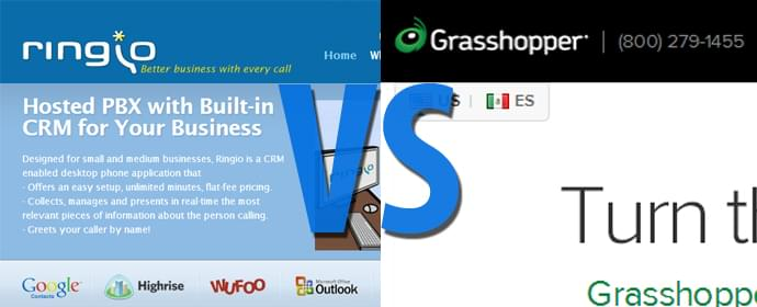 Ringio vs Grasshopper Comparison
