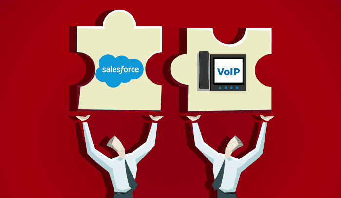 Salesforce & VoIP Telephony Integration: Bridging the Gap