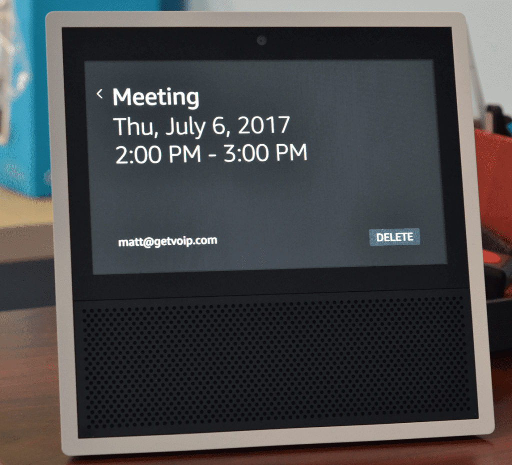 Meeting Scheduled