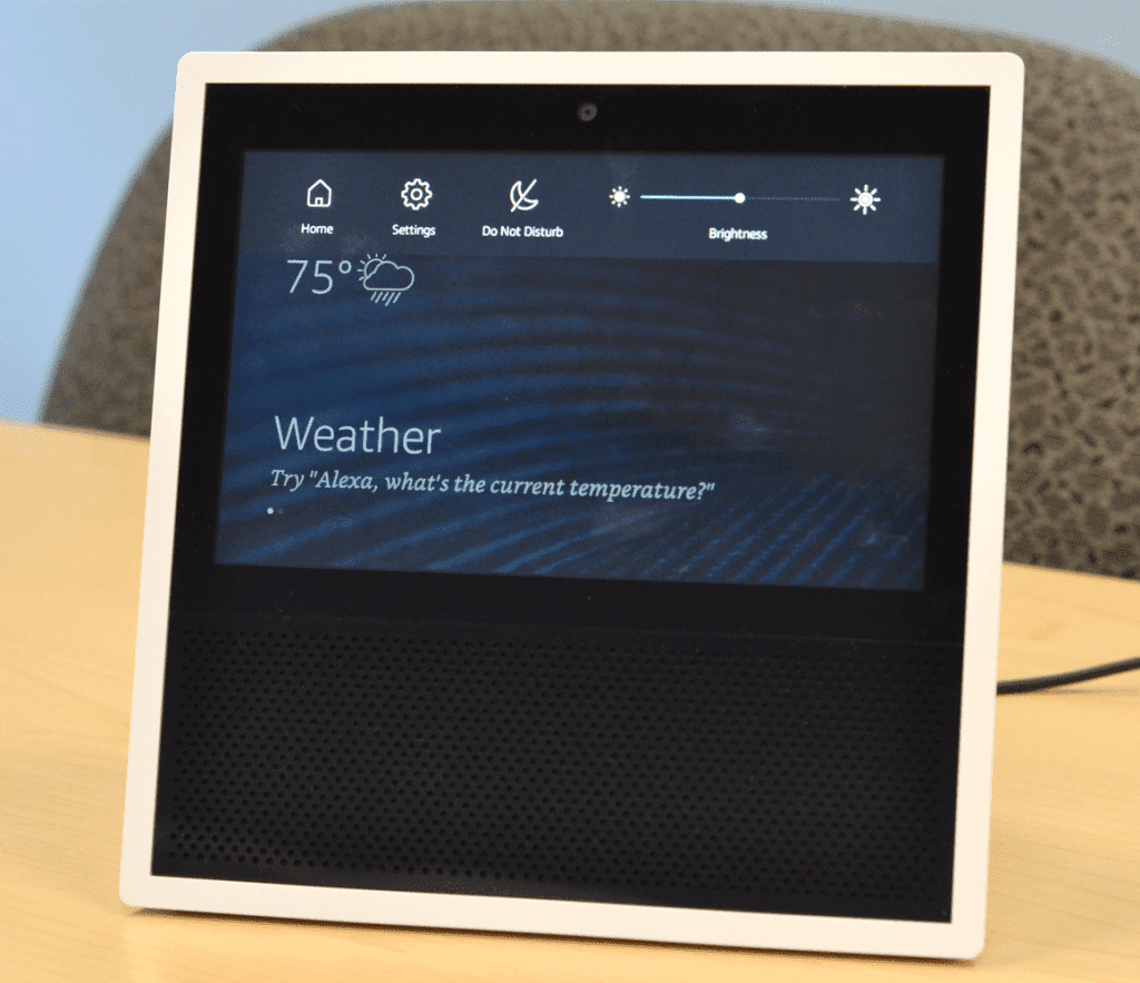 Echo Show Screen