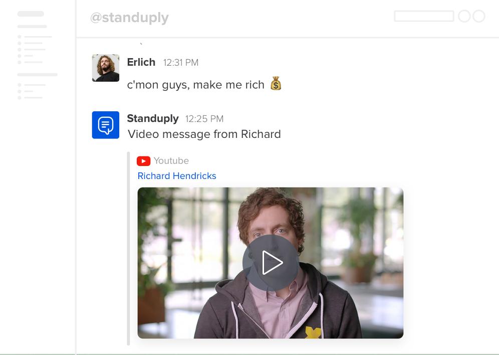 Slack Standuply