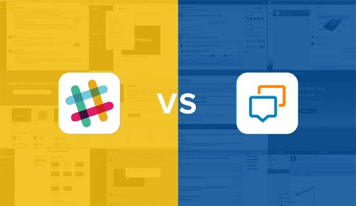 Chat Wars: Slack vs. Glip