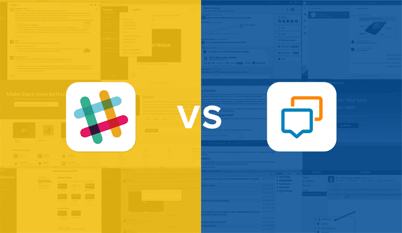 Chat Wars: Slack vs. Glip