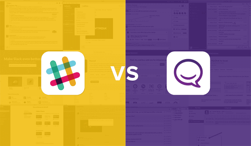 Chat Wars: Slack vs. Hipchat