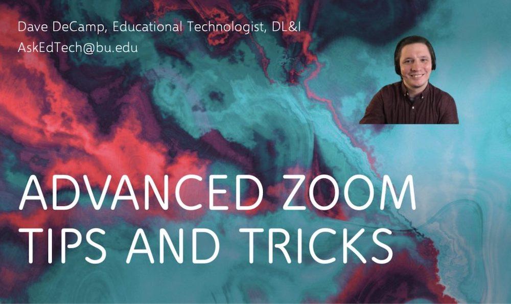 Slide Zoom Backgrounds