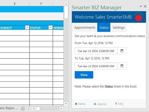 Smarter Biz Manager