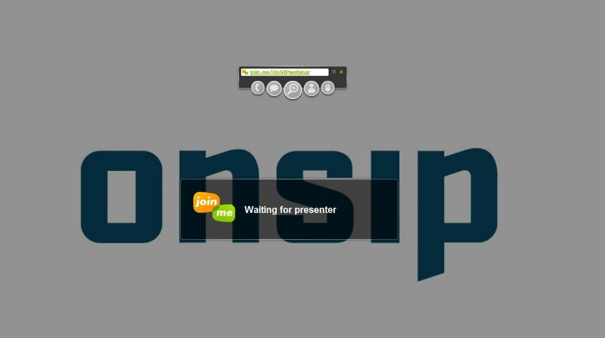 OnSIP Interactive Webinar: Class in Session
