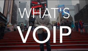 Talkin' VoIP Ep 1: We asked New Yorkers What V-O-I-P Means