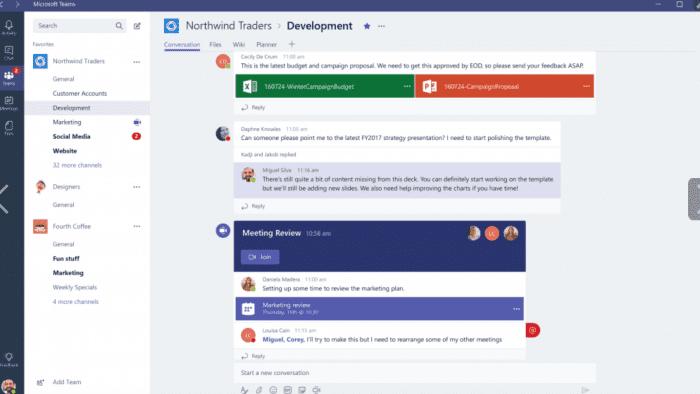 teams chat tool