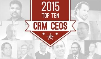 The 10 Best CRM CEOs to Work for in 2015