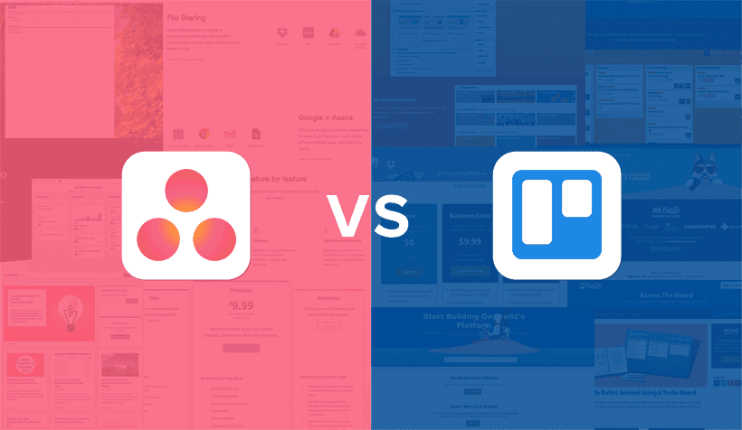 Trello vs Asana: The Ultimate Project Management System in 2017