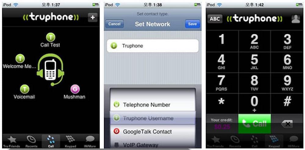 Truphone App