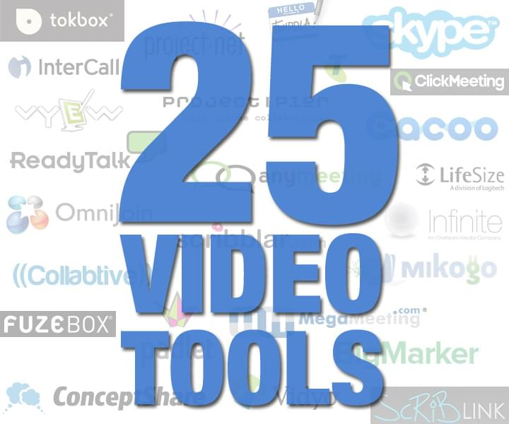 25 Great Video Collaboration Tools for Business