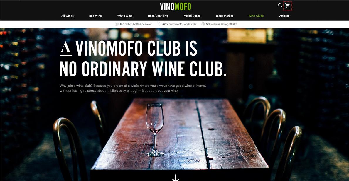 vinomofo surprise and delight strategy