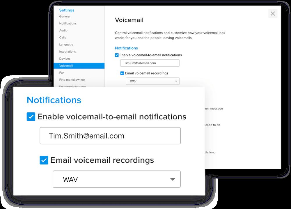 Virtual Voicemail