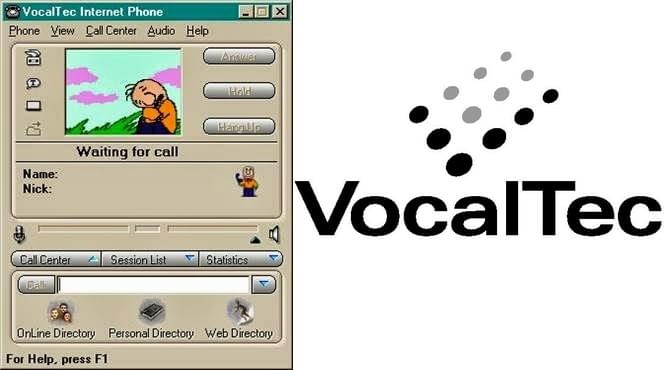 1995: First For-Profit VoIP Application