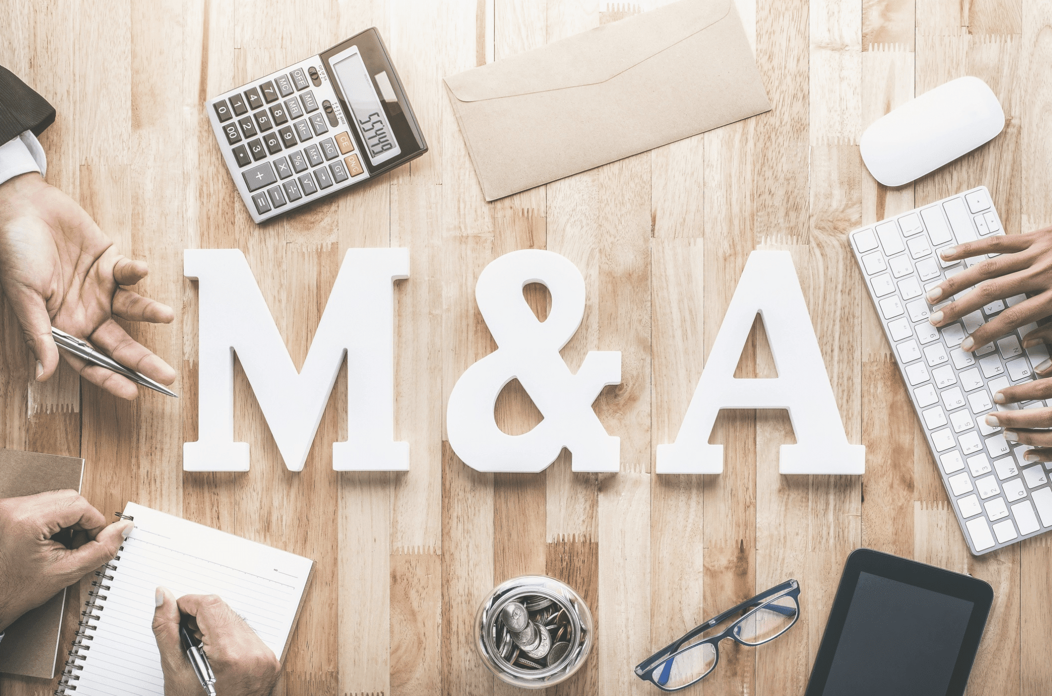 The 10 Biggest M&A's in VoIP in 2018