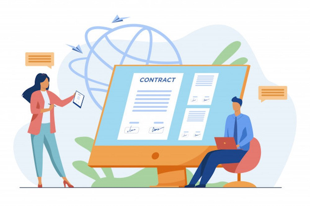VoIP Contract