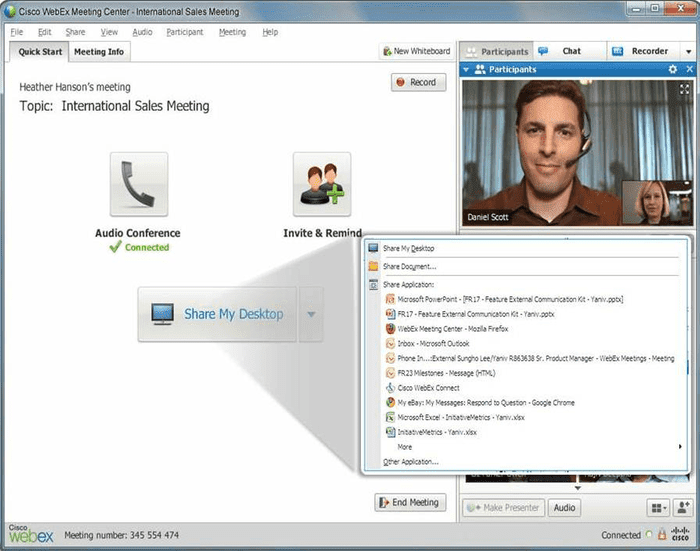 The 8 Best Free Web Conferencing Apps With Screen Sharing