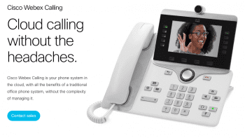 Cisco Expands WebEx With Calling and Huddle Room Toys